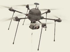 PARC Drone Can Stay In The Air Indefinitely