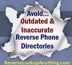 cell phone reverse tracking