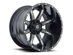 Fuel Wheels Nutz Matte Black Milled Off Road Rims Jeep Wheels, Off Road Wheels, Truck Wheels, Can Am Spyder, Rims And Tires, Wheels And Tires, Fuel Rims, 20 Rims, Offroad