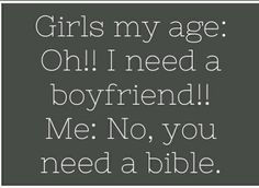 Actually, you need Jesus. But a Bible is how you read about Jesus. Funny Christian Memes, Christian Humor, Christian Life, Faith Quotes, True Quotes, Bible Quotes, Funny Quotes, Funny Bible Verses, Bible Humor