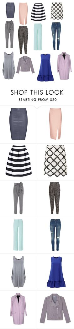 """Прямой тип фигуры"" by annagoodz ❤ liked on Polyvore featuring Jitrois, C/MEO COLLECTIVE, Lipsy, Vivienne Westwood Anglomania, City Chic, ESCADA, River Island, Cynthia Rowley, KI6? Who Are You? and Rebecca Minkoff"