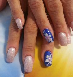 Licia blu Flower