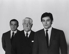 Lino Ventura - Jean Gabin - Alain Delon