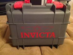 64be9270203 New Invicta Watch arrived in the brand new impact case.