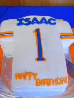 Jersey Cake :)