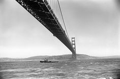 san francisco bay, california, april 1968