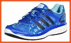 Adidas Women's Duramo 6.1 Running Shoes-Blue Beauty/Navy/Frost Blue-8 - Athletic shoes for women (*Amazon Partner-Link)