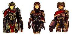 Crimson Elite Skins