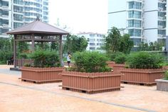 build a planter box using wpc boards #cheap #outdoor #waterproof #box