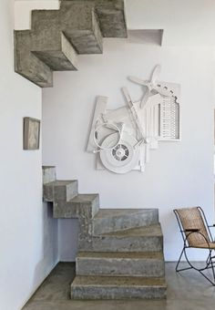 Modern Fine Art and Sculpture by Aaron Kllc