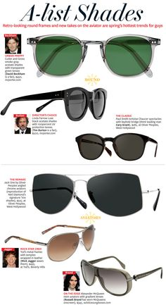 b621384e21 Sunglasses Infographic Issue 14 2011