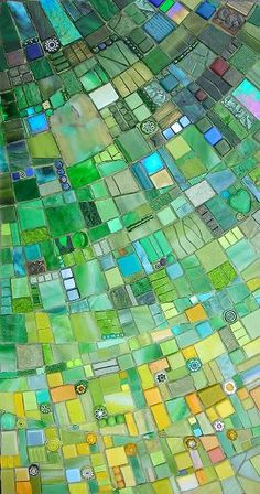 Mosaic Tile Mania - The world's largest selection of hand cut, stained glass mosaic tiles & mosaic supplies. Tile Art, Mosaic Art, Mosaic Glass, Mosaic Tiles, Fused Glass, Glass Ceramic, Mosaic Mirrors, Paper Mosaic, Mosaic Crafts