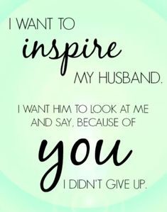 And he does almost everyday & he's done the same for me... the best feeling in the world