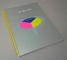 Check out this item in my Etsy shop https://www.etsy.com/listing/243185282/custom-notebook-yes-vinyl-record-art-80s