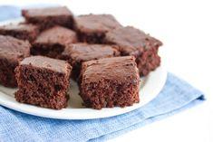 Two-Ingredient Chocolate Coke Cake