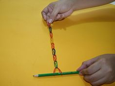 Create a Bracelet out of Mini Rubberbands - wikiHow