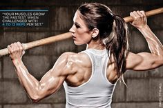 You want guns? You got guns. More specifically, you've got 8 exercises, 4 supersets, and 2 sculpted arms!
