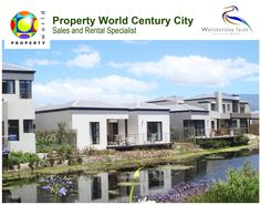 Voted by SAPOA as the top residential area to live in South Africa 2010 Century City has lifted the residential bar with the Waterstone Isles Property Development comprising 53 luxury, luxury water-fronting homes on a private, man-made island which is fast becoming one of the Cape's most exclusive addresses!