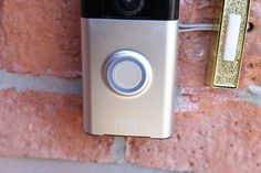 Check out TechCrunch's review of the Ring Video Doorbell!