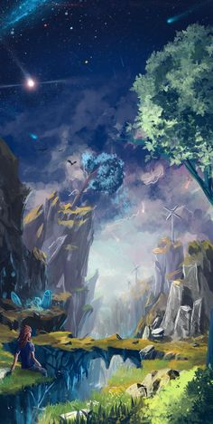 Infinite dream by Sylar113.deviantart.com on @DeviantArt