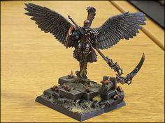 Warhammer conversion model