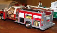ford firetruck models