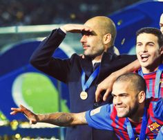My Pep <3 #FCB #FCBarcelona #Barca #Barcelona