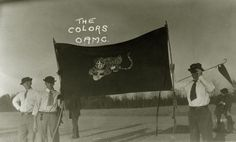 The colors OAMC (Oklahoma A&M College)