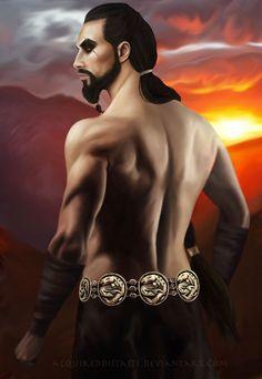 Khal Drogo by ctyler on DeviantArt