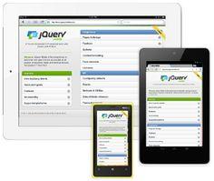 Jquery is een programma die zorgt voor de styling van je website. Ik heb Jquery gebruikt om mijn webapp te stijlen