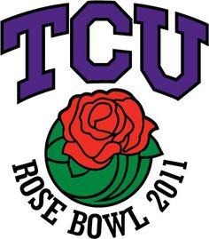 TCU - rose bowl champions 2011