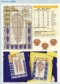 Gallery.ru / Фото #33 - Cross Stitch Card Shop 61 - WhiteAngel
