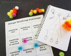 Design Thinking Challenge: Left Brain Craft Brain