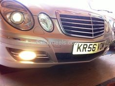 Mercedes-Benz E Class 2006 for sale in Lahore...