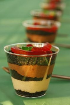 Oreo Sand & Dirt Cups