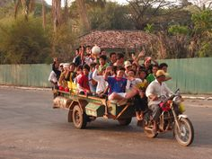 danielsnelson:    Local transport in Kep, Cambodia    so cool