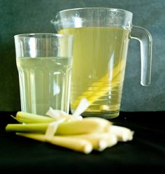 Delicious and slimming drink - simple recipe