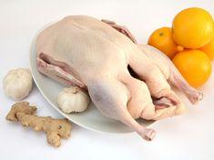 Как из одной утки приготовить несколько блюд