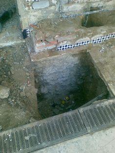 Demoliciones - Excavación cimentación