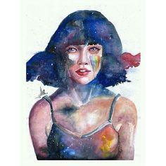 Maddie Ziegler - Sia - The Greatest  @maddieziegler  #artenoinsta #artesupremo…