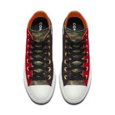 f45ab88f0ed Converse Custom Chuck Taylor All Star High Top Shoe Aangepaste Converse,  The Row, Designschoenen