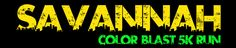 Savannah Color Blast 5K Run!  Busy Bee Vacations