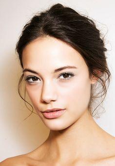 simple, beautiful makeup