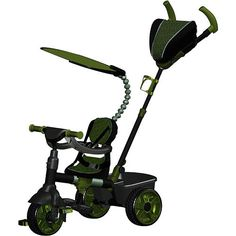 "4 in 1 Sports Edition Trike Forest Green - Little Tikes - Toys ""R"" Us"
