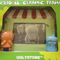 Uglydoll Ceramic frame