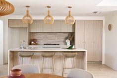 #newhome #thekitchen #displayhome #contemporary #storage #kitchenstorage #Newlevelhomes #neutralcolours