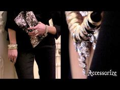 ▶ Accessorize - Behind the Scenes - Lookbook AW13 - YouTube