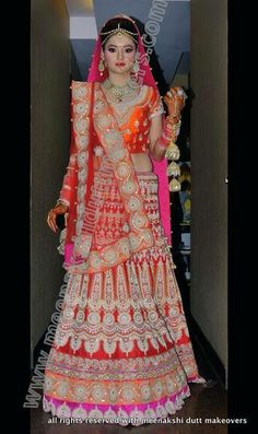 #bridal #lehenga