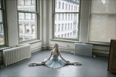 Follow the Ballerina Project on Instagram.  http://instagram.com/ballerinaproject_/  https://instagram.com/isabellaboylston/