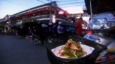 Khmer fish salad